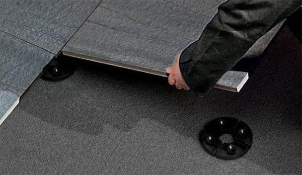 Sistema K2 per pavimenti da esterno in gres di Ceramiche Keope