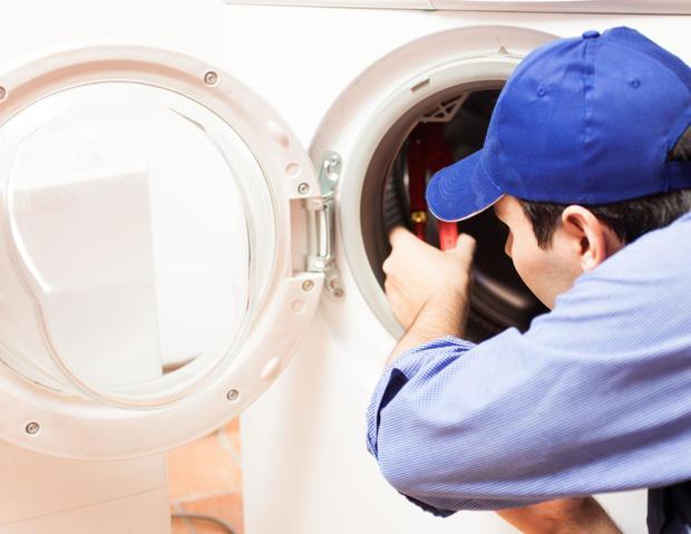 Casa in affitto e guasti alla lavatrice