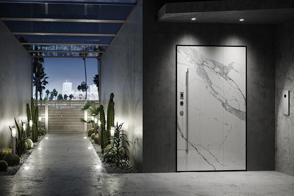 Porta blindata Di Big interno