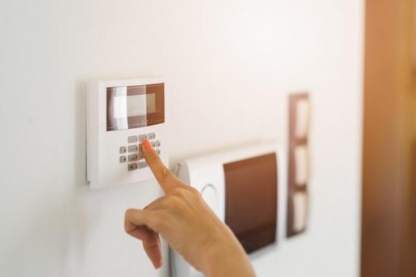 Allarme sicurezza casa
