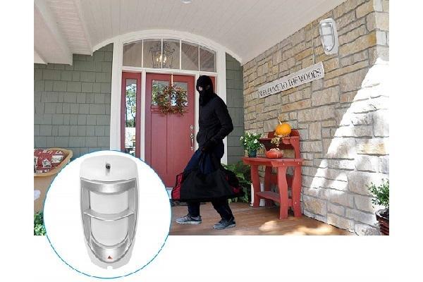 Sensore per esterno giardino