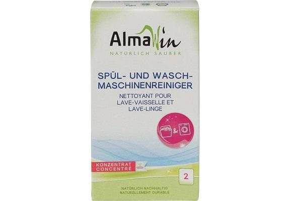 Pulizia lavatrice detergente Almawin