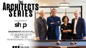 A Milano con The Architect Series i progettisti si raccontano in video