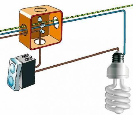 Schema circuito pratico
