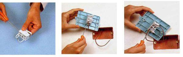 Come si collegano i pulsanti