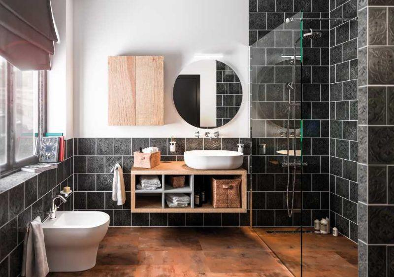 Come arredare il bagno in stile newvintage con OBI