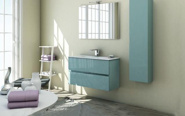Come arredare il bagno con OBI