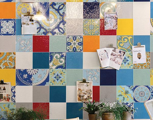 Ceramiche di vietri linea Colors savoia italia