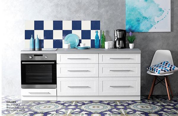 Ceramiche vietri rivestimenti Colors savoia italia