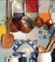 Ceramiche vietri in cucina Colors savoia italia
