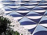 Piastrelle vietri Blu Ponti design