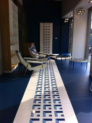 Piastrelle vietri Blu Ponti Hotel parco dei principi