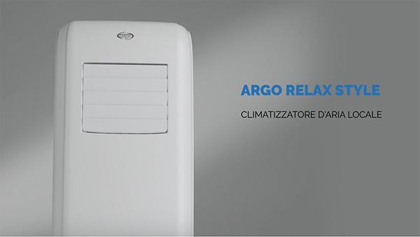 Condizionatori portatili Argoclima Relax