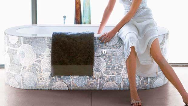 Rivestire la vasca da bagno: le migliori soluzioni