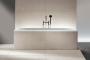 Vasca da bagno rivestimento in grès Makro design