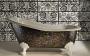 Vasca da bagno con rivestimento in mosaico Sicis