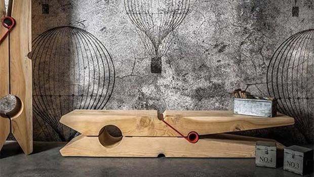 Interior design: il grande ritorno dei mobili in legno massello