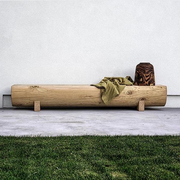 Mobili in legno grezzo da decorare: Pure di Riva1920