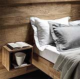 Testate letto artigianali in legno, Doga by Nature Design