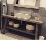 Mobile in legno per bagno Xlab