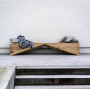 Arredamento in legno: Bridge, design Riva1920