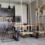 Arredamento in legno: panca Xlab design