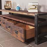 Cassettiera in legno Xlab design
