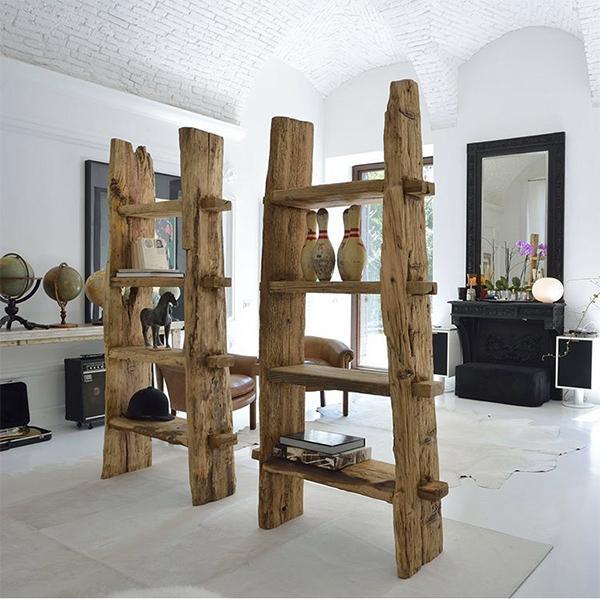 Architrave in legno grezzo Naturedesign
