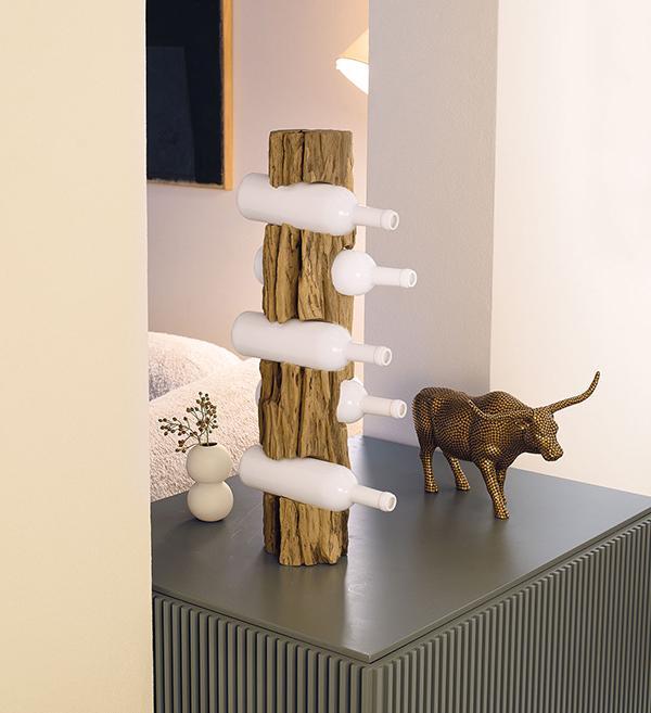 Arredamento in legno Nature Design, Cru