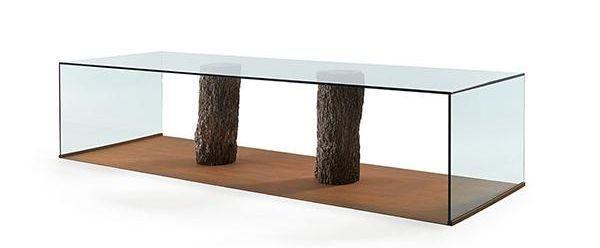 Tavolino in legno LAGUNA di Riva1920
