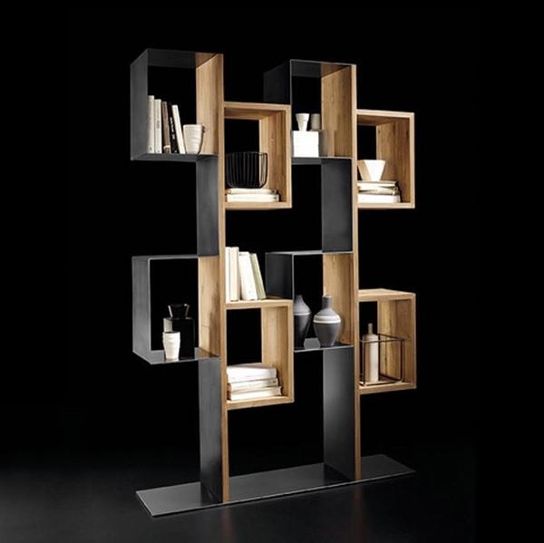 Libreria in legno Nature Design