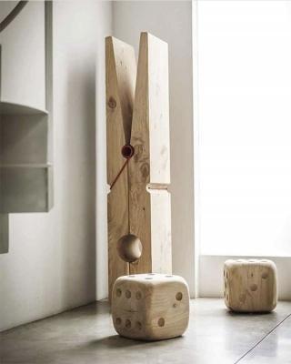 Arredamento in legno:  Molletta di Riva 1920,