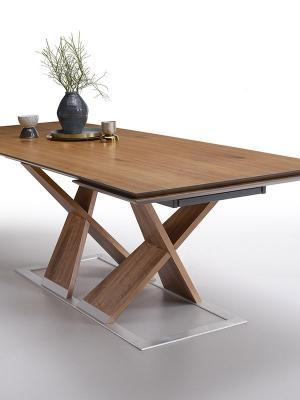 Mobili in legno: tavolo Ankor di Natisa