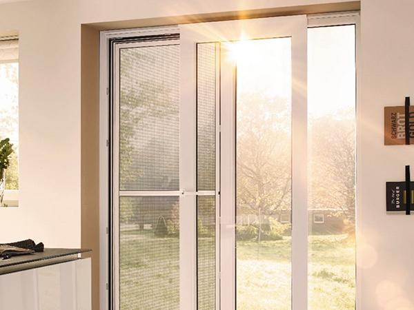 Zanzariere per porte e finestre Warema