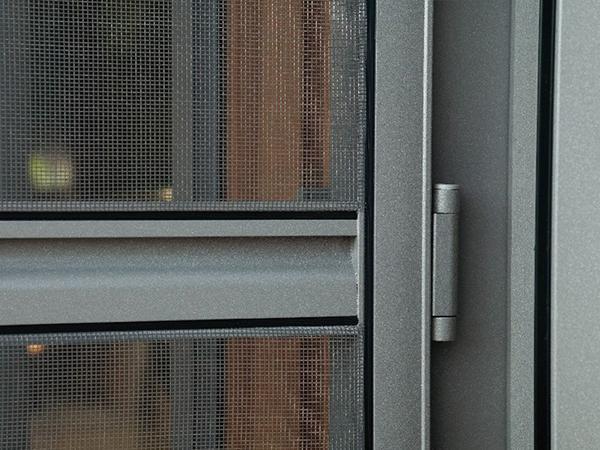 Zanzariere per porte Warema zoom