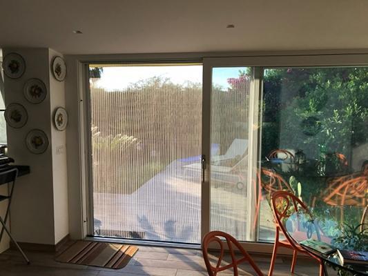 Zanzariere per porte e finestre Enkos design