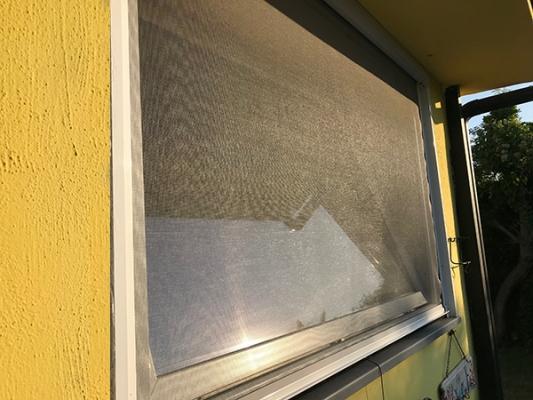 Zanzariera porta finestra
