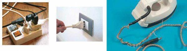 Istruzioni di sicurezza impianto elettrico