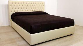 Letti contenitore imbottiti per le stanze da letto