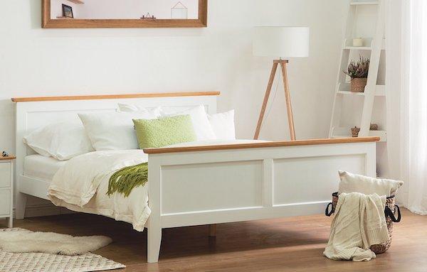Letto Olivet, design Baliani - Complementi d'arredo per casa vacanza al mare