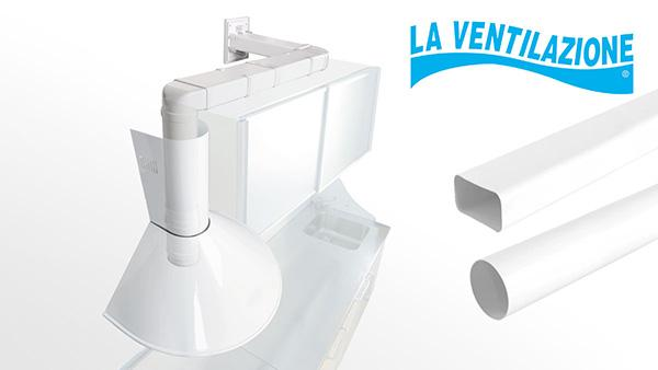 Aerazione canalizzata bianca - La Ventilazione Gruppo First Corporation