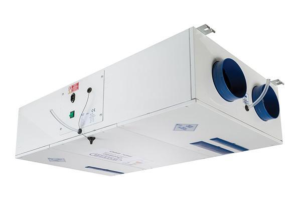 Unità ventilante a soffitto - Wavin