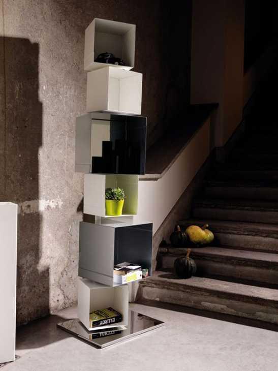 Libreria colonna Skatola - SmartArredo Design