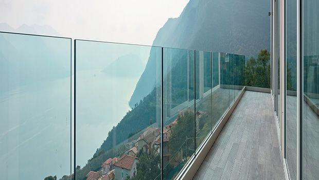 Parapetti in vetro: bellezza, sicurezza e modernità