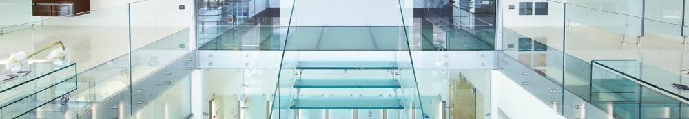 Parapetto vetro - Aluvetro