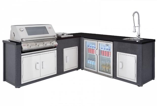 Cucine per esterno modulari, da Il mondo del barbecue