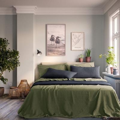 Completo letto in lino Isola Store