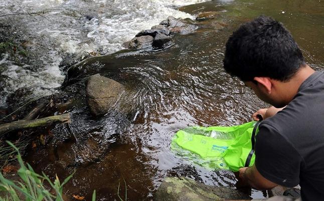 Borsa per lavare vestiti su Amazon