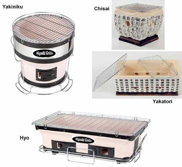 Tipologie e modelli di BBQ giapponese da tavola senza fumo