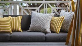 Quali sono i migliori tessuti per l'arredamento da esterno?